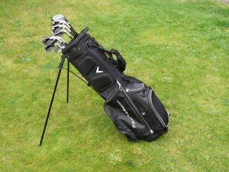 Golf entfernungsmesser test den richtigen abstand zur fahne messen